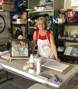 Acrylic Pour Art Class For Kids presented by Academy Art & Frame Company at Academy Frame Company, Colorado Springs CO