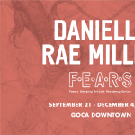 'F.E.A.R.S' presented by UCCS Galleries of Contemporary Art at GOCA 121, Colorado Springs CO