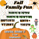 Fall Family Fun presented by Westside Community Center at Westside Community Center, Colorado Springs CO
