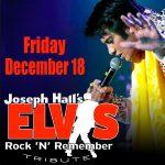 POSTPONED: Joseph Hall: Elvis Tribute presented by Stargazers Theatre & Event Center at Stargazers Theatre & Event Center, Colorado Springs CO
