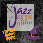 Jazz 93.5 Virtual Haunted Happy Hour presented by Jazz 93.5 at Online/Virtual Space, 0 0
