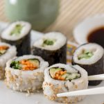Sushi 101 presented by Gather Food Studio & Spice Shop at Gather Food Studio, Colorado Springs CO