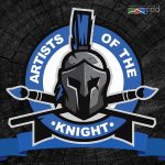 Artists of the Knight presented by Pikes Peak Library District at Online/Virtual Space, 0 0
