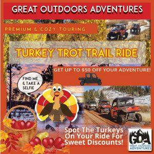 Thanksgiving Turkey Trot Trail Ride presented by Thanksgiving Turkey Trot Trail Ride at ,