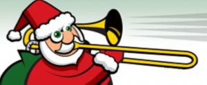 Trombone Christmas presented by Still/ Moving at Bancroft Park in Old Colorado City, Colorado Springs CO