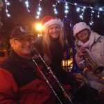 Christmas Brass in Manitou Springs presented by Manitou Springs Chamber of Commerce, Visitor's Bureau & Office of Economic Development at Downtown Manitou Springs, Manitou Springs CO