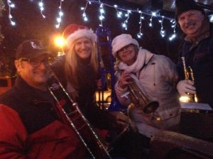 Christimas Brass in Manitou Springs presented by Manitou Springs Chamber of Commerce, Visitor's Bureau & Office of Economic Development at Downtown Manitou Springs, Manitou Springs CO
