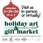 VIRTUAL: Holiday Art & Gift Market presented by Cottonwood Center for the Arts at Online/Virtual Space, 0 0