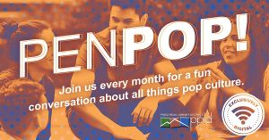 PenPop presented by Pikes Peak Library District at Online/Virtual Space, 0 0