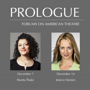 Digital Prologue December Double-Header presented by UCCS Visual and Performing Arts: Theatre and Dance Program at Online/Virtual Space, 0 0