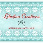 Libation Creations: Artmaking & Happy Hour presented by Colorado Springs Fine Arts Center at Colorado College at Online/Virtual Space, 0 0