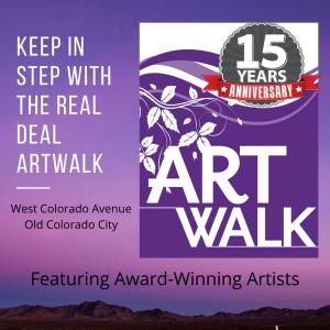 First Friday ArtWalk in Old Colorado City presented by Historic Old Colorado City at Old Colorado City, Colorado Springs CO
