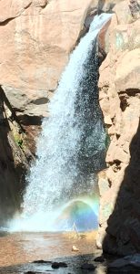 Geology and History Talk at Rainbow Falls Historic Site presented by El Paso County Parks at ,