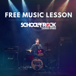 Free Music Lesson presented by School of Rock at ,