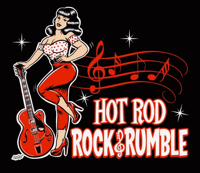 Hot Rod Rock & Rumble presented by Pikes Peak International Raceway at Pikes Peak International Raceway, Fountain CO