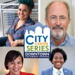 City Center Series: Public Space Design for Public Health Equity presented by Downtown Partnership of Colorado Springs at Online/Virtual Space, 0 0