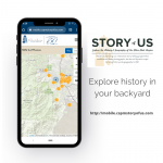 Story of Us Mobile Experience Goes Live presented by Colorado Springs Pioneers Museum at Online/Virtual Space, 0 0