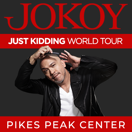 Jo Koy presented by Pikes Peak Center for the Performing Arts at Pikes Peak Center for the Performing Arts, Colorado Springs CO