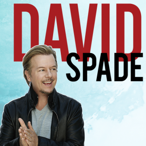 David Spade presented by Pikes Peak Center for the Performing Arts at Pikes Peak Center for the Performing Arts, Colorado Springs CO