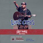Luke Combs presented by Broadmoor World Arena at The Broadmoor World Arena, Colorado Springs CO