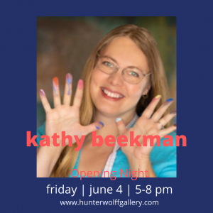 Kathy Beekman presented by Hunter-Wolff Gallery at Hunter-Wolff Gallery, Colorado Springs CO