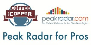 Coffee with COPPeR: Peak Radar for Pros presented by Cultural Office of the Pikes Peak Region at Online/Virtual Space, 0 0