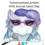 CALL FOR ARTISTS: 2021 Labor Day Festival presented by Commonwheel Artists Co-op at Commonwheel Artists Co-op, Manitou Springs CO