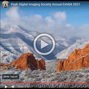 Peak Digital Imaging Society Annual Exhibit 2021 presented by Academy Art & Frame Company at Online/Virtual Space, 0 0