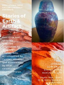 'Stories of Earth and Artifact' presented by Pikes Peak Community College at ,