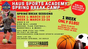 Haus Sports Academy Spring Break Camp presented by 2nd Annual Women's History Month STEAM Story Time at ,
