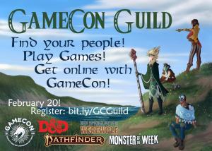 GameCon presented by GameCon Organizing Committee at Online/Virtual Space, 0 0
