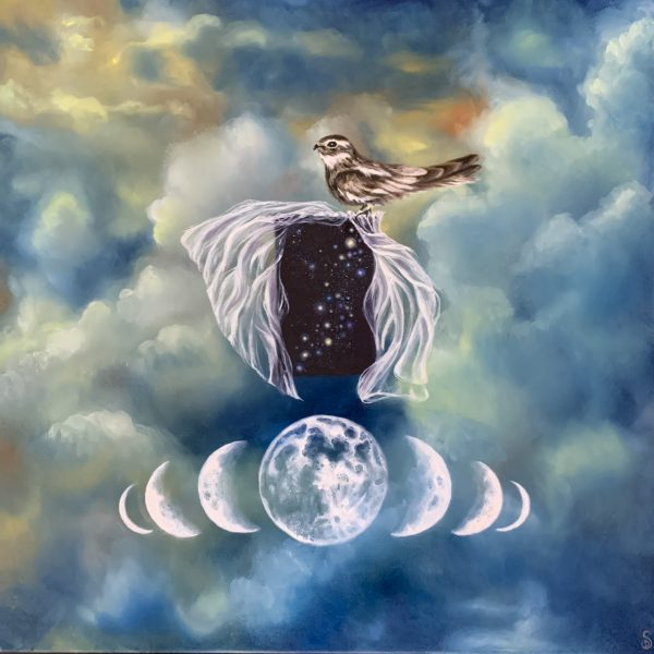 'Luna' presented by G44 Gallery at G44 Gallery, Colorado Springs CO