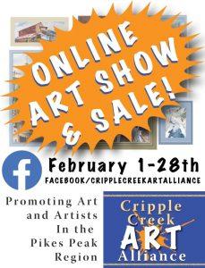 Cripple Creek Art Alliance Online Art Show presented by Cripple Creek Heritage Center at Online/Virtual Space, 0 0