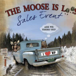 Moose is Loose Community Event presented by Downtown Woodland Park at Downtown Woodland Park, Woodland Park CO