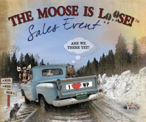 Moose is Loose Community Event presented by Moose is Loose Community Event at Downtown Woodland Park, Woodland Park CO