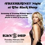 #FREEBRITNEY Night at The Black Sheep presented by The Black Sheep at The Black Sheep, Colorado Springs CO
