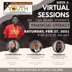 African American Youth Leadership Conference presented by Online/Virtual Space at Online/Virtual Space, 0 0