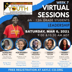 African American Youth Leadership Conference: Leadership presented by Peak Radar Live: 20th Annual Chinese New Year Celebration at Online/Virtual Space, 0 0