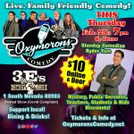 Laugh & Support Local presented by Oxymorons Comedy at ,