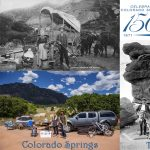 Colorado Springs Then and Now: Celebrating 150 Years presented by 3 Peaks Photography & Design at PPLD -Library 21c, Colorado Springs CO