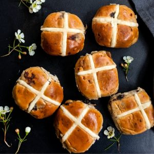 Hot Cross Buns presented by Gather Food Studio & Spice Shop at Gather Food Studio, Colorado Springs CO