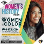 Poetry by Women of Color presented by Westside Community Center at Westside Community Center, Colorado Springs CO