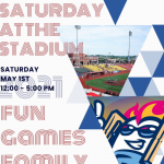 Saturday at the Stadium presented by Colorado Springs Teen Court at UCHealth Park, Colorado Springs CO