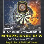 VFW Warriors Spring Dart Run presented by Peak Radar Live: Counterweight Theater Lab's 'Dream by Day' at ,