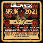 Spring Season Live Show presented by School of Rock at Sunshine Studios, Colorado Springs CO