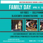 WMMI Family Day, Live Radio Broadcast, + Lunch Bunch Food Deals presented by Western Museum of Mining & Industry at Western Museum of Mining and Industry, Colorado Springs CO