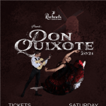 SOLD OUT: Don Quixote presented by Rachael's School of Dance at Ent Center for the Arts, Colorado Springs CO