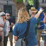 Downtown Walking Tour: Hometown Heroes presented by Downtown Partnership of Colorado Springs at The Wild Goose Meeting House, Colorado Springs CO
