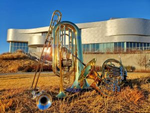 'Please Pass the Brass!' presented by UCCS Visual and Performing Arts: Music Program at Ent Center for the Arts, Colorado Springs CO