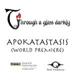 'Apokatastasis' presented by UCCS Visual and Performing Arts: Music Program at Ent Center for the Arts, Colorado Springs CO